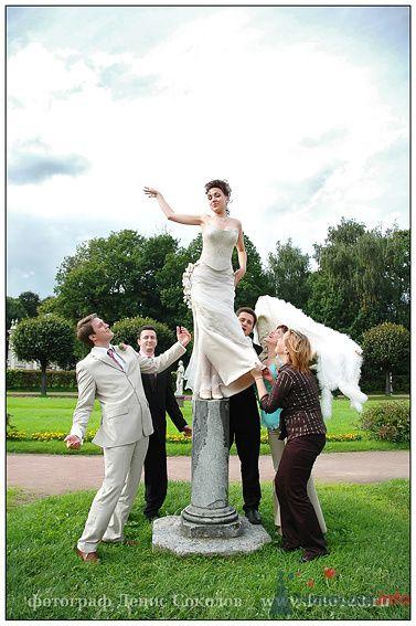Фото 74909 в коллекции свадебные фото - Фотограф Денис Соколов
