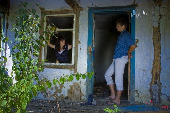Фото 75373 в коллекции Love Story Аркадий и Евгения - Невеста01
