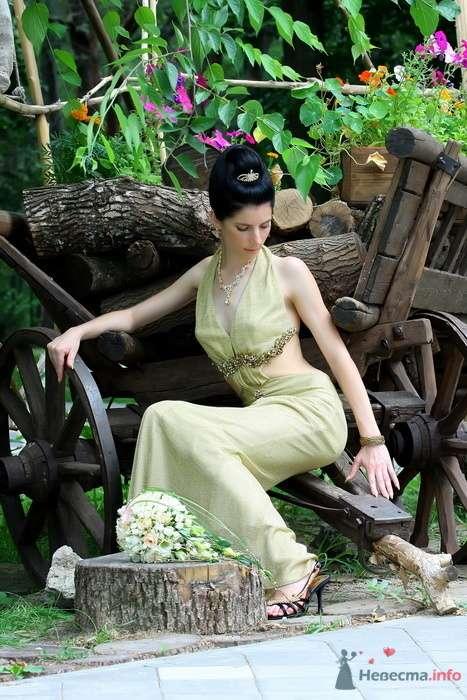 Фото 75444 в коллекции СВАДЬБА  ВИТАЛИЙ и ЕВГЕНИЯ - Невеста01