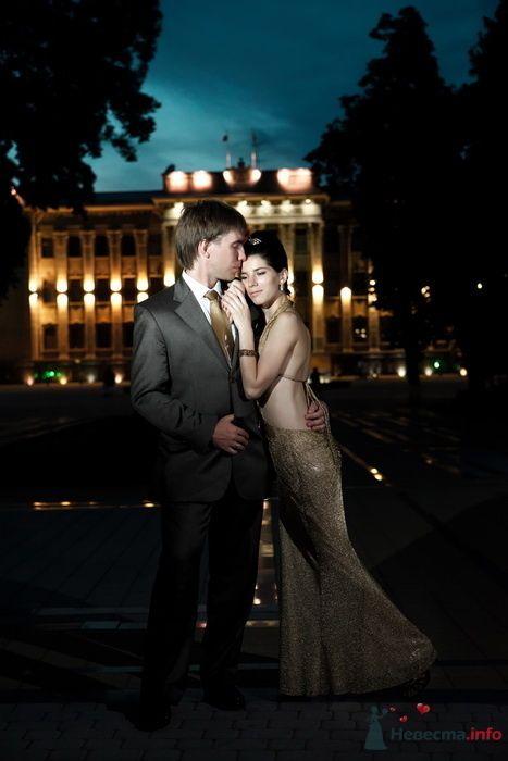 Фото 75446 в коллекции СВАДЬБА  ВИТАЛИЙ и ЕВГЕНИЯ - Невеста01