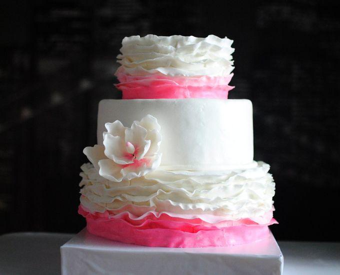 Свадебный торт фото минск