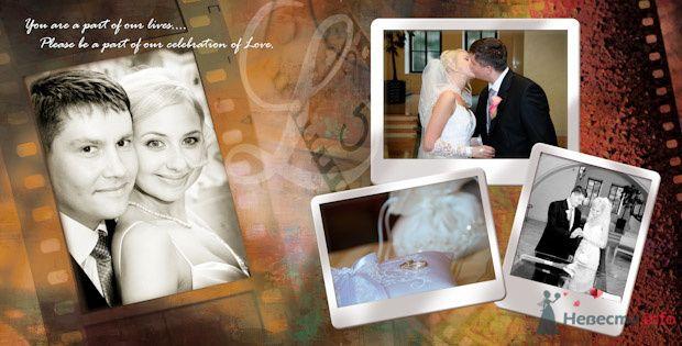 Свадебное фото 2 - фото 76895 Василий Саньков. Свадебный и семейный фотограф