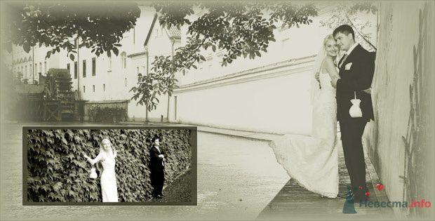 Фото 76900 в коллекции Свадебная фотография в свадебной книге - Василий Саньков. Свадебный и семейный фотограф