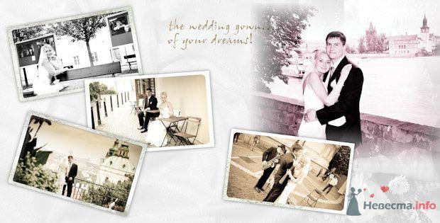 Фото 76903 в коллекции Свадебная фотография в свадебной книге - Василий Саньков. Свадебный и семейный фотограф
