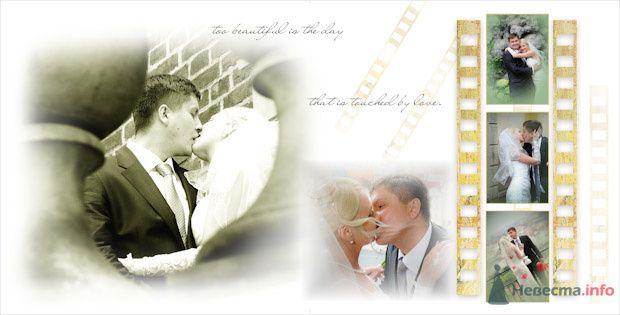 Фото 76908 в коллекции Свадебная фотография в свадебной книге - Василий Саньков. Свадебный и семейный фотограф
