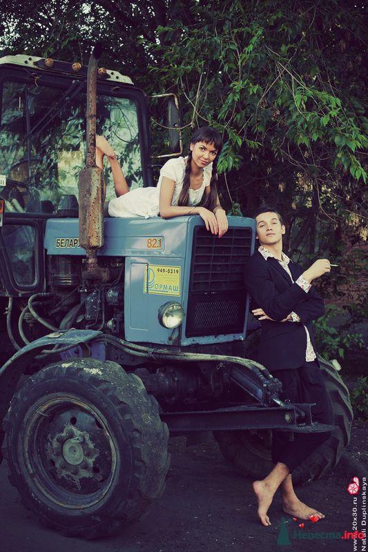 Фото 108225 в коллекции Трактор и секс  - Фотограф Наталья Дуплинская
