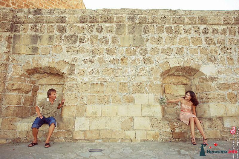 Фото 114448 в коллекции Кипрская лавстори для Светы и Ивана - Фотограф Наталья Дуплинская