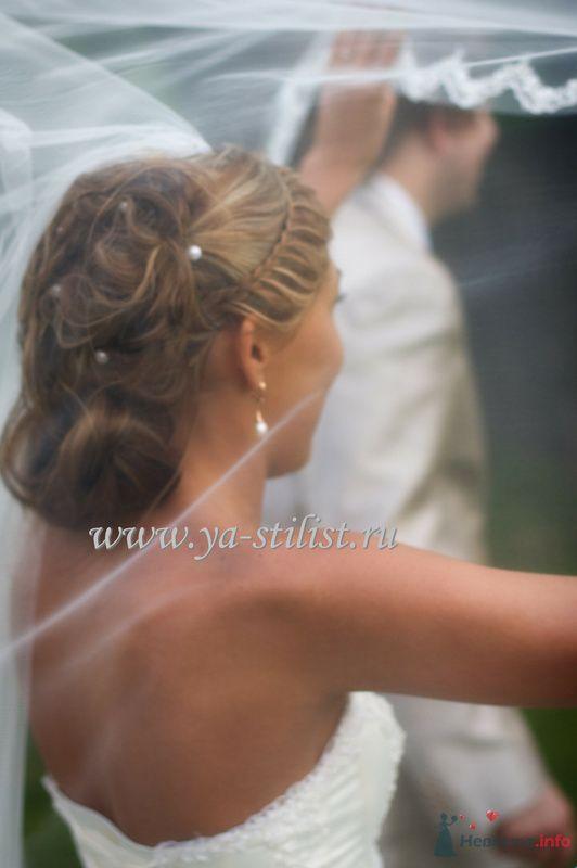 Фото 76620 в коллекции Невесты - Стилист Скачкова Света