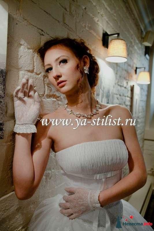 Фото 81308 в коллекции Невесты - Стилист Скачкова Света