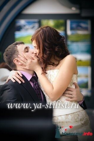 Фото 82615 в коллекции Невесты - Стилист Скачкова Света