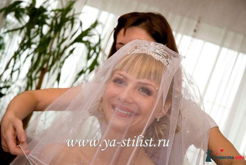 Фото 101975 в коллекции Невесты - Стилист Скачкова Света