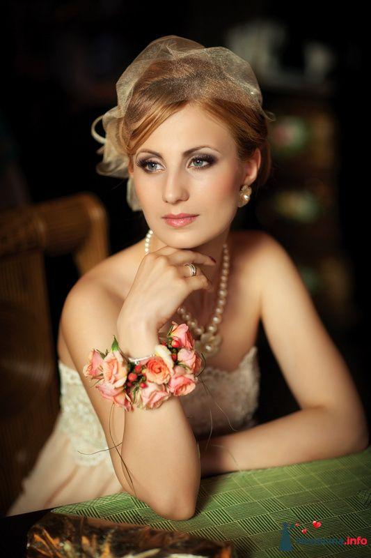 Фото 111405 в коллекции Невесты - Стилист Скачкова Света