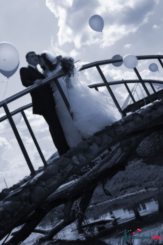Фото 115769 в коллекции Моя свадьба - Стилист Скачкова Света