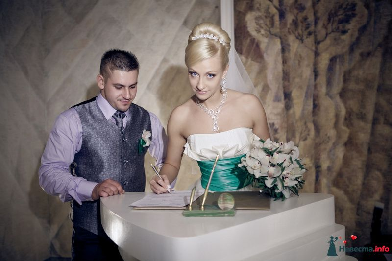 Фото 128581 в коллекции Невесты - Стилист Скачкова Света