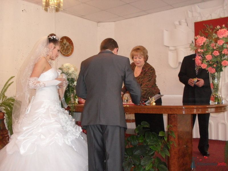 Фото 77867 в коллекции Моя свадьба. - dobirmanik