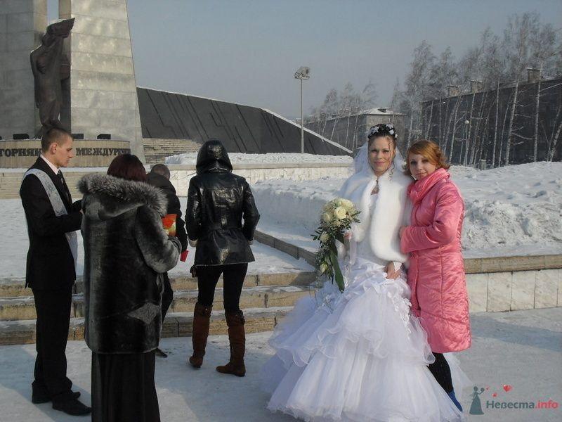 Фото 77873 в коллекции Моя свадьба. - dobirmanik