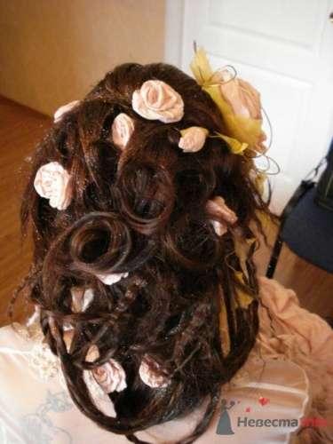 Фото 16250 в коллекции Мои работы свадебные причёски. - Елизавета Блеск