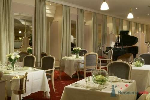 "Ресторан \""Балчуг\"" - фото 4534 Отель ""Балчуг Кемпински Москва"""