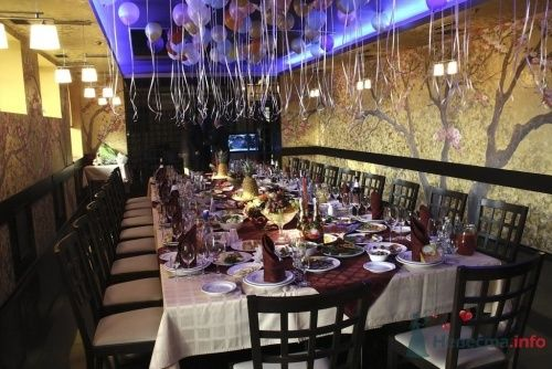 "Зал Сакура - Банкет - фото 4880 Ресторан ""Stadium"""