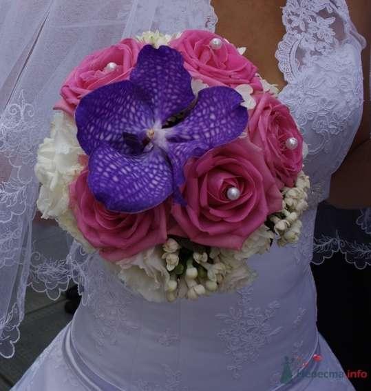 Фото 38674 в коллекции Букет невесты - Дизайн-студия «Art-Infinity»
