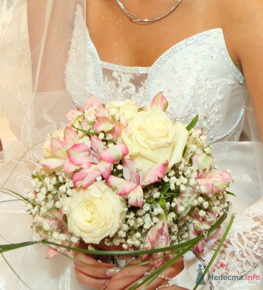 Фото 54444 в коллекции Букет невесты