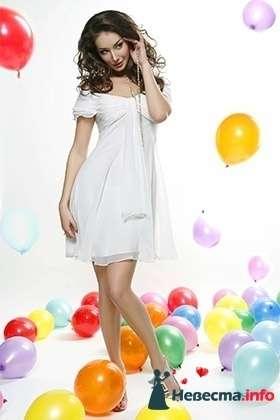 Фото 85336 в коллекции Короткие платья - Духовочка