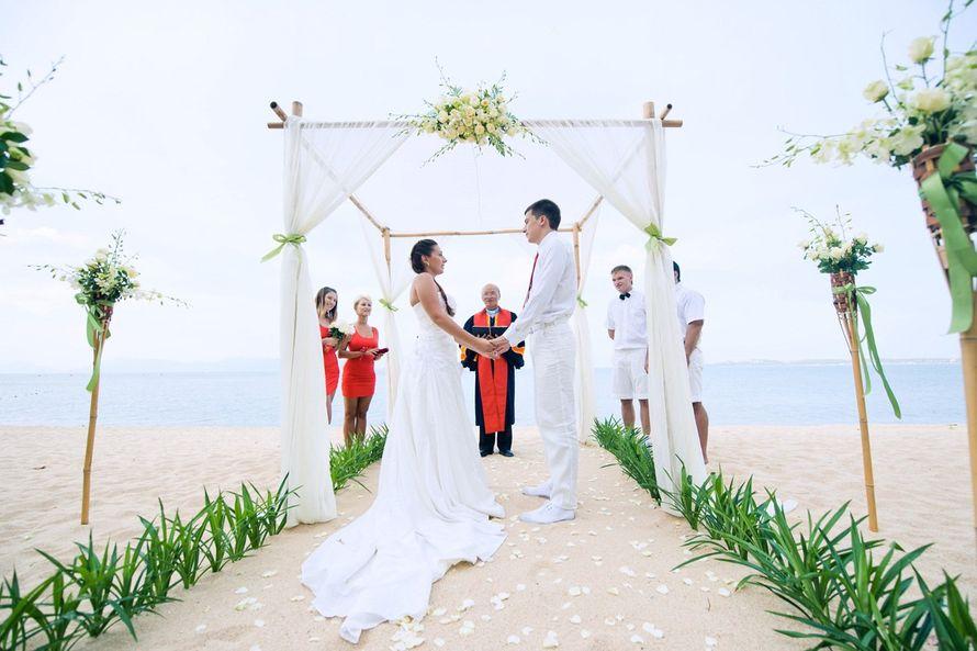 Фото 665359 в коллекции Мои фотографии - WedTour - свадьба в Тайланде и на Бали