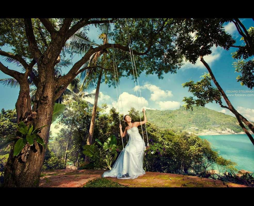 Фото 665363 в коллекции Мои фотографии - WedTour - свадьба в Тайланде и на Бали