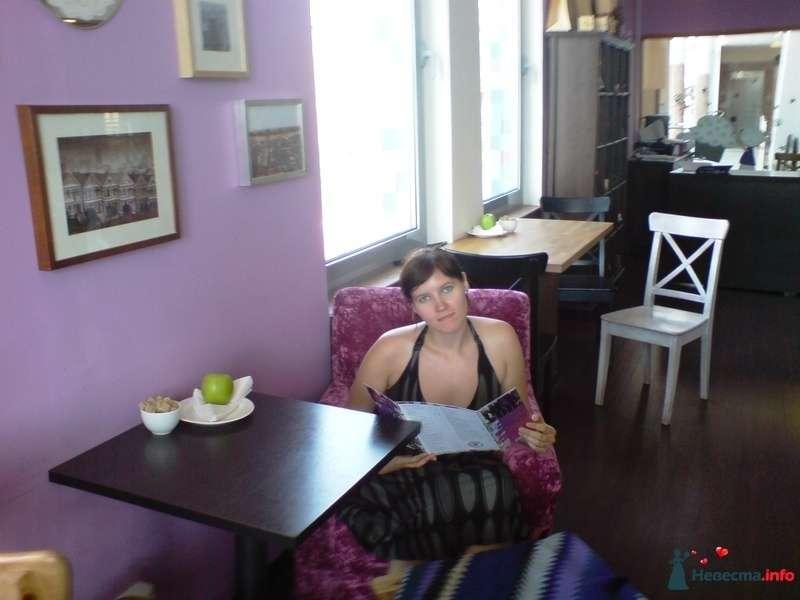 Фиолетовая кафешка - хорошо сидим :) - фото 115290 IShka