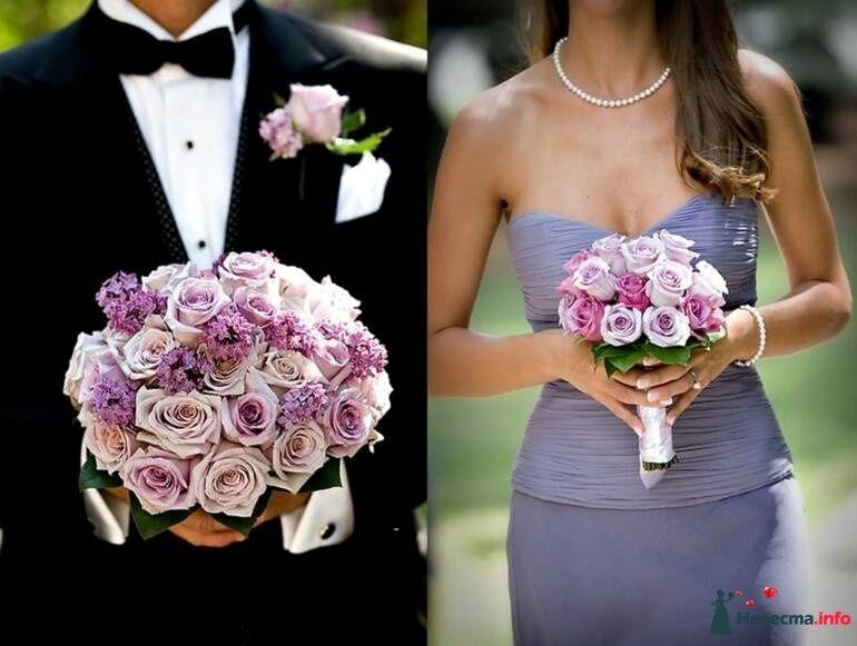 Фото 84360 в коллекции Purple wedding - Невеста01