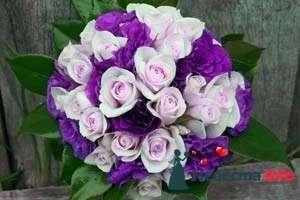 Фото 84362 в коллекции Purple wedding - Невеста01