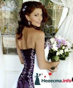 Фото 84363 в коллекции Purple wedding