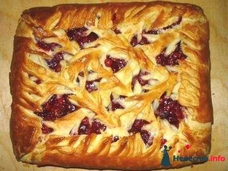 Пирог с брусникой - фото 81013 Невеста01