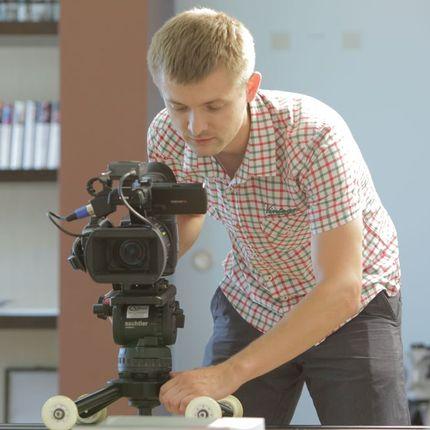 """Видеосъёмка полного дня - пакет """"Стандарт"""", 10 часов"""