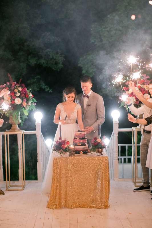 """Фото 15750842 в коллекции Свадьба Лали и Саши - """"Люблю, целую.."""" - студия флористики и декора"""
