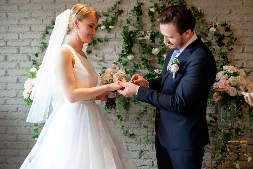 """Фото 15750862 в коллекции Свадьба Вики и Сережи - """"Люблю, целую.."""" - студия флористики и декора"""