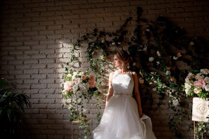 """Фото 15750864 в коллекции Свадьба Вики и Сережи - """"Люблю, целую.."""" - студия флористики и декора"""