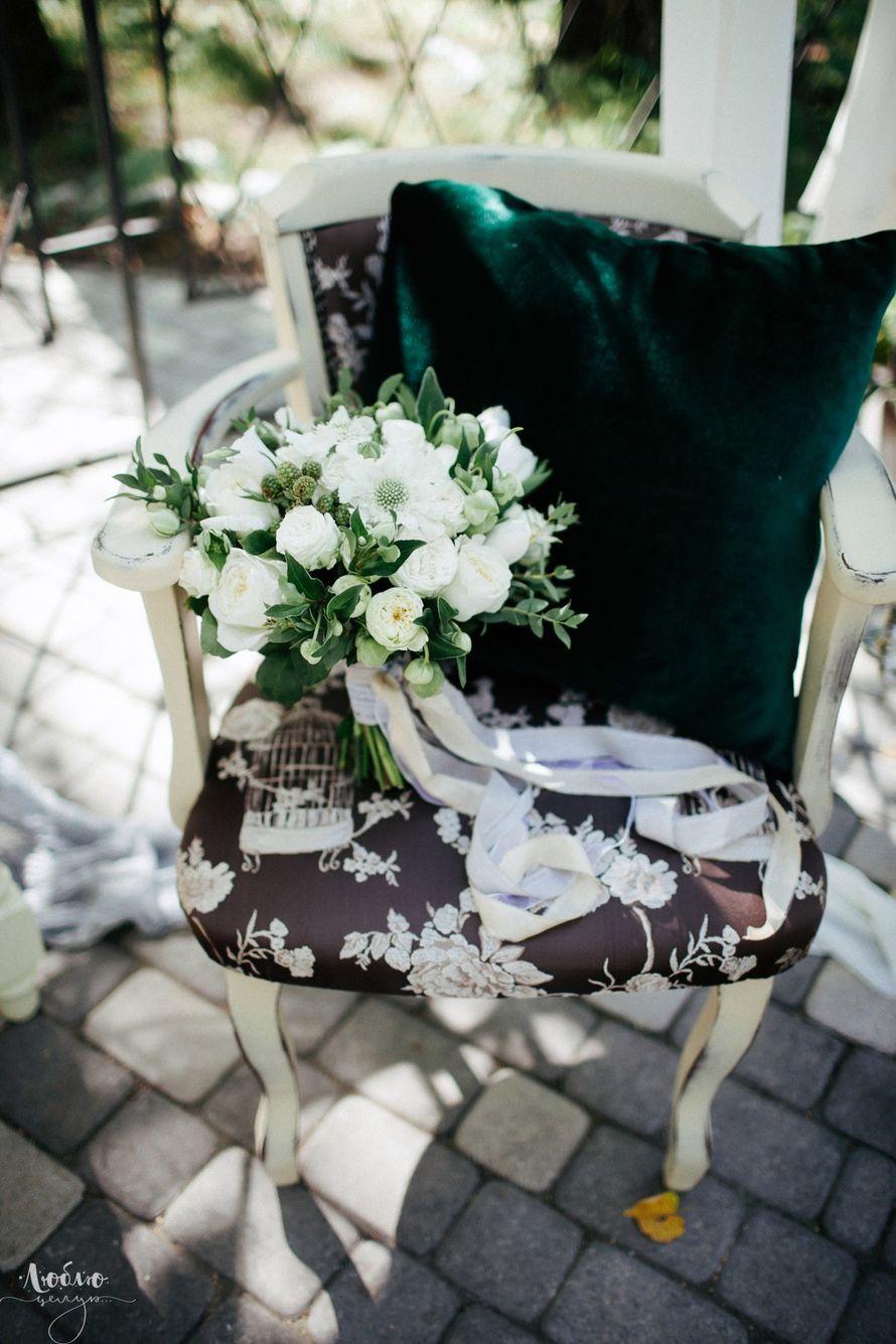 """Фото 15750900 в коллекции Свадьба Ксюши и Ильи - """"Люблю, целую.."""" - студия флористики и декора"""