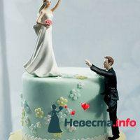 Фото 82108 в коллекции Фигурки для торта - Свадебный распорядитель. Яна