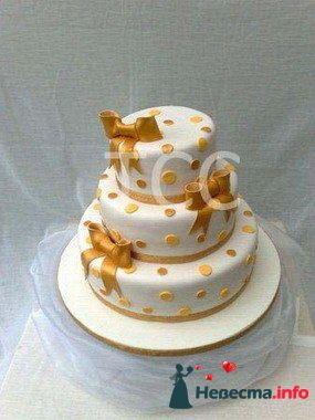 Фото 84754 в коллекции Торты - Свадебный распорядитель. Яна