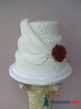 Фото 84814 в коллекции Торты - Свадебный распорядитель. Яна