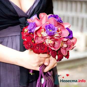 Фото 89802 в коллекции Букет Невесты - Свадебный распорядитель. Яна