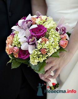 Фото 96608 в коллекции Букет Невесты - Свадебный распорядитель. Яна