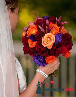 Фото 96610 в коллекции Букет Невесты - Свадебный распорядитель. Яна