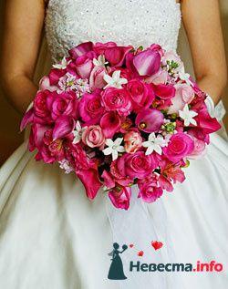 Фото 96611 в коллекции Букет Невесты - Свадебный распорядитель. Яна