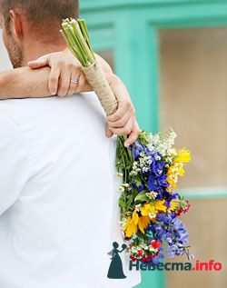 Фото 96615 в коллекции Букет Невесты - Свадебный распорядитель. Яна