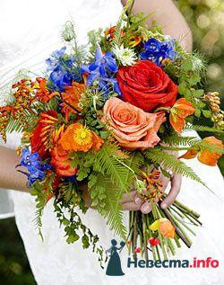 Фото 96661 в коллекции Букет Невесты - Свадебный распорядитель. Яна