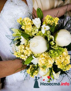 Фото 96686 в коллекции Букет Невесты