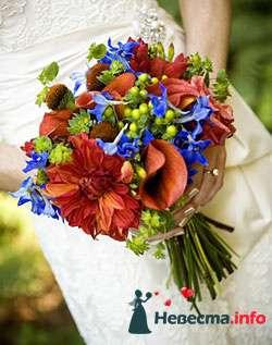Фото 96691 в коллекции Букет Невесты - Свадебный распорядитель. Яна
