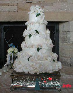 Фото 96831 в коллекции Торты - Свадебный распорядитель. Яна